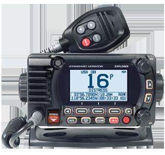 Standard Horizon GX2200E DSC VHF UKW Funkanlage mit GPS